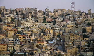 Dusk: Amman Cityscape