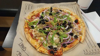Build Your Own pizza at Rapid Fired Pizza. | by rowlandweb