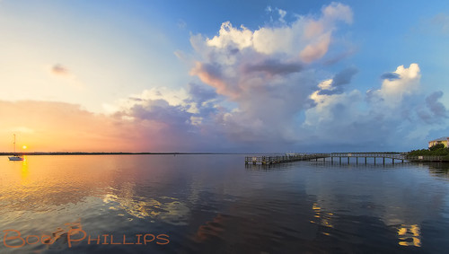 usa gulfofmexico clouds sailboat sunrise pier florida matlacha pineisland pineislandsound