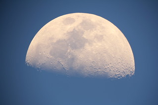 The Moon | by Trevor Prentice