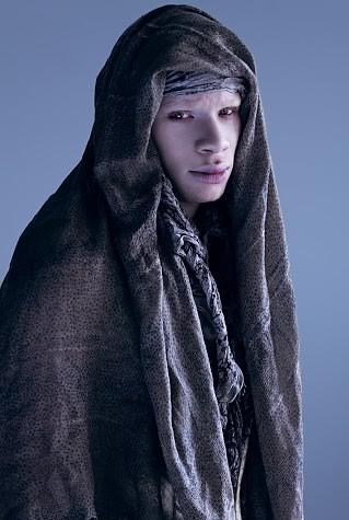 Albino Model Sir Maejor