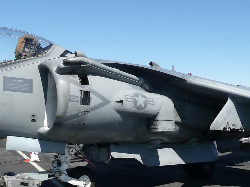 McDonnell AV-8B Harrier II Plus(8)