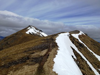 towards Stob Binnein | by rthoms27