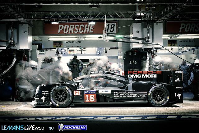 2015 Le Mans 24 Hours - Race