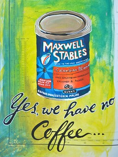maxwell stables horseshit... | by Smallest Forest