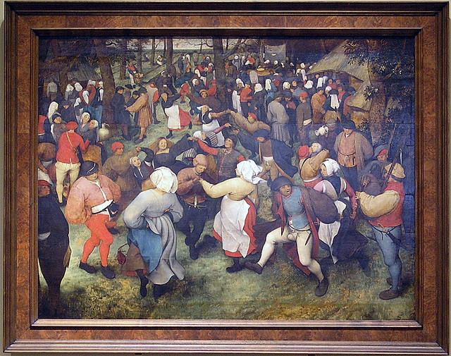 Wedding Dance, c. 1566