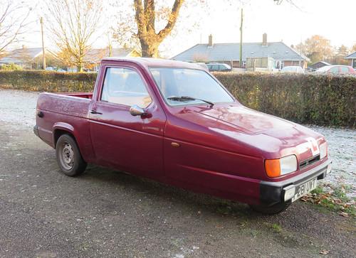 1997 Reliant Robin LX Pickup | by Spottedlaurel