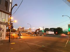 Bonaventure Expressway After Demolition