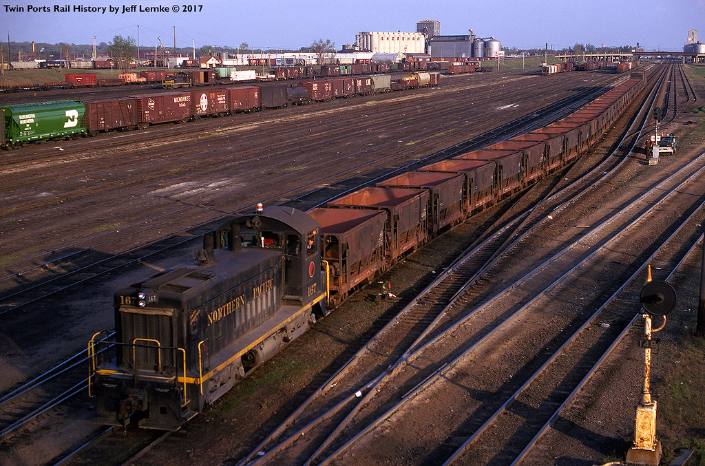 Minnesota Used Cars >> Northern Pacific Railway Ore Cars Heading Back to the Iron ...
