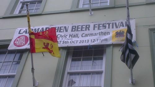 The Carmarthen Beer Festival