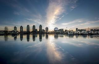 False Creek sunrise panorama 2014 | by Gord McKenna