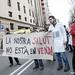 15_01_2014 Acción sanidad en Tarragona