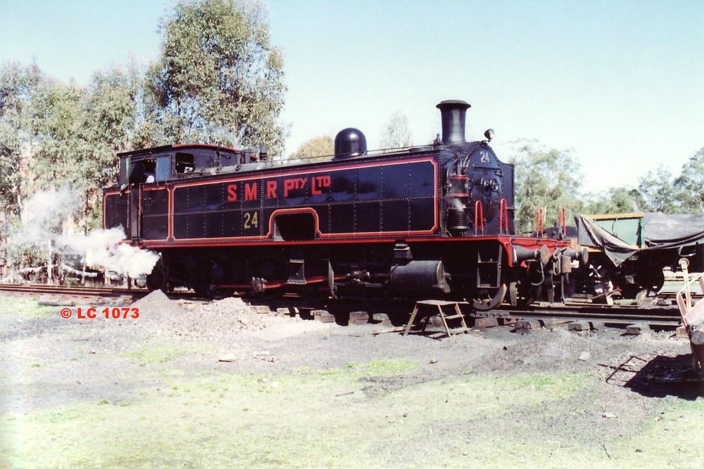 24 1993 Coalfields Steam by LC1073