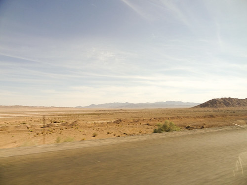 On the road in Iran   by gorbulas_sandybanks