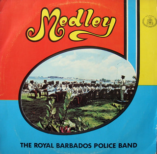 The Royal Barbados Police Band - 'Medley' LP