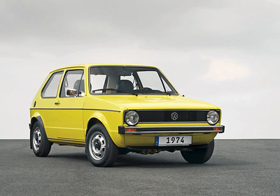 vOLKSWAGEN 1074 GOLF