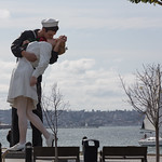 Unconditional Surrender (sculpture), San Diego