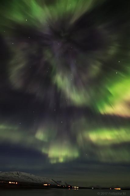 Lights of Skagafjörður