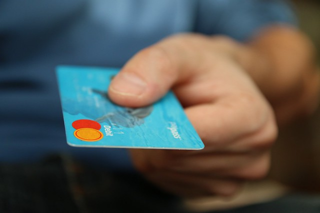 Mastercard Credit card purchase Buying