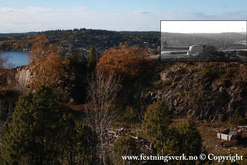 Tønsberg Håhøya fort (2)