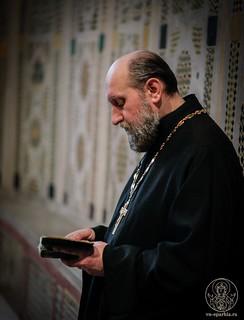 Всенощное бдение в Софийском соборе 150