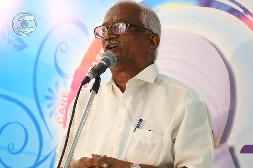 Satyanarayan Raju from Vizag expresses his views