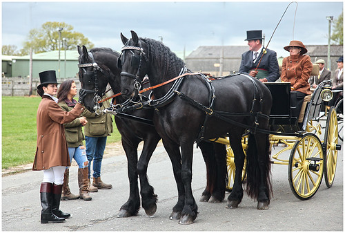 London Harness & Horse Parade 2017: Easter Parade