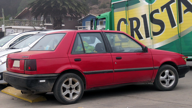 Chevrolet Gemini 1.5 LT 1990