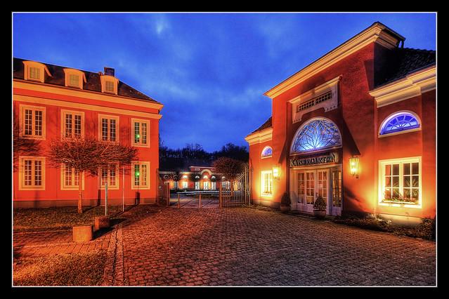 Oberhausen - Schloss Oberhausen 03