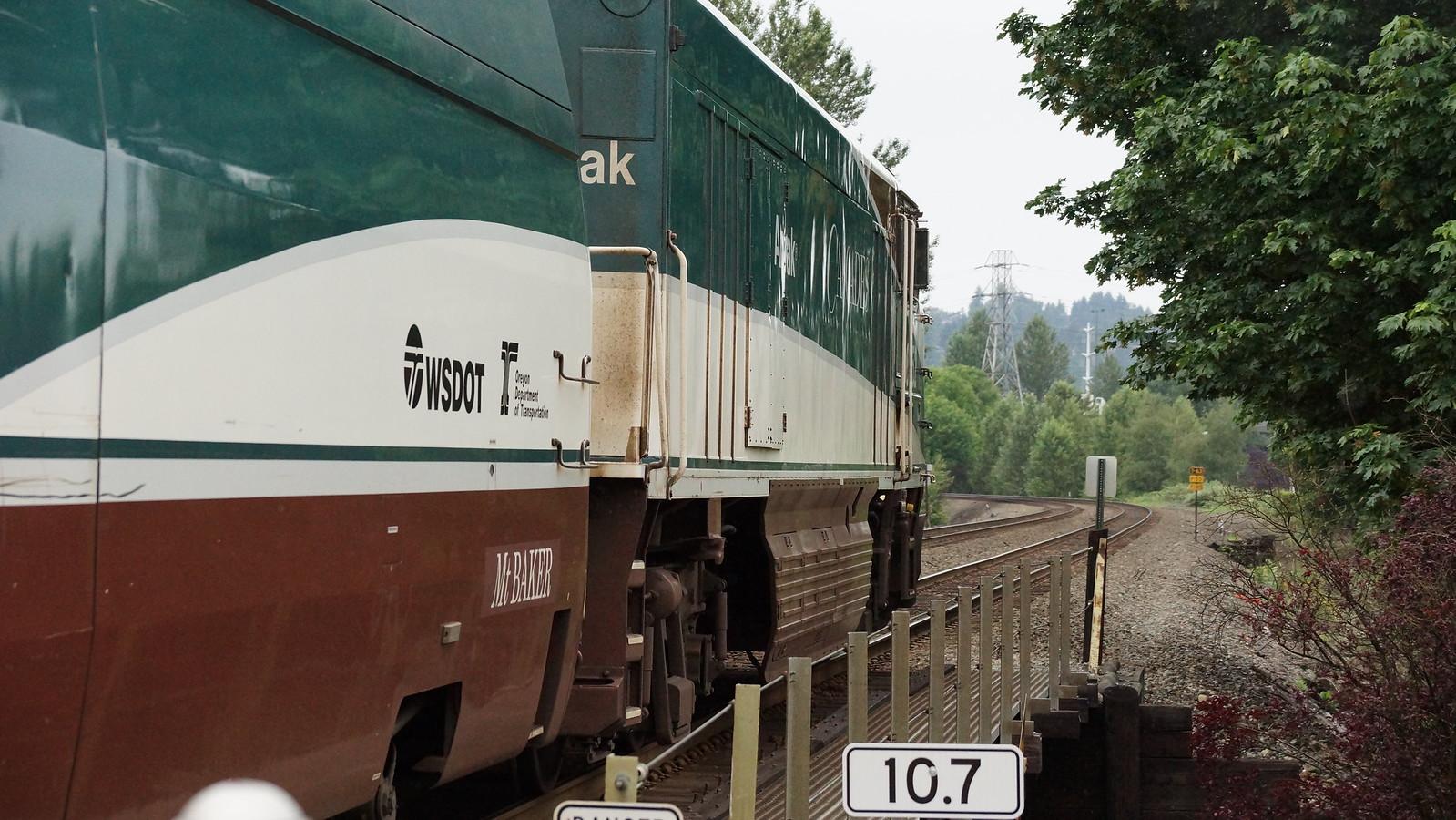 Sounder Station - Tukwila