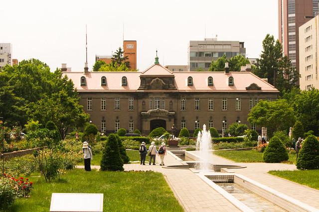 Odori Park - Rose Garden