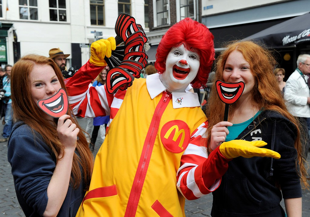 Halloween Party Breda.Smiles At The Redhead Days Event Breda Netherlands Flickr