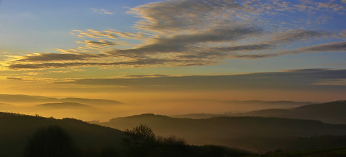 sunrise sonnenaufgang greifenstein