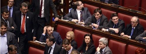 Camera dei Deputati | by flavagno