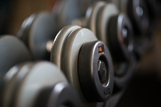 Dumbells | by Garen M.
