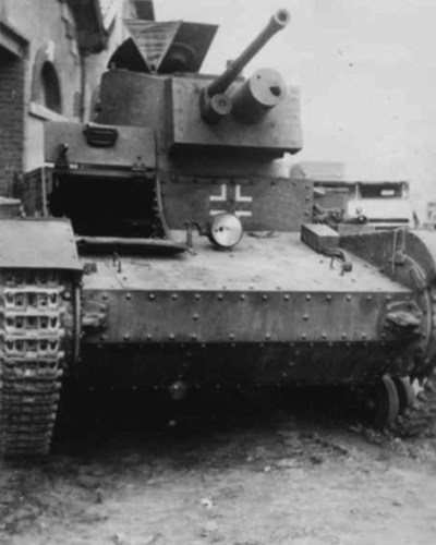 Polacco tecnica tedeschi unità (5)
