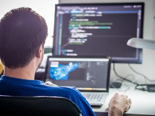 Game programmer at work | by Sergey Galyonkin