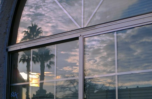 windows window clouds reflections silhouettes sunsets outlines windowframes sunsetclouds windowpanes lasvegasnv eveningclouds windowreflections hendersonnv archedwindows eveningskies sunsetskies silhouettedtrees allclouds