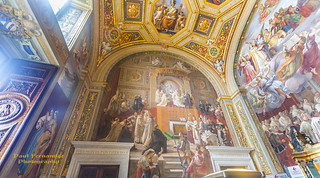 Room Of The Immaculate Conception 2 Vatican Museums The Flickr