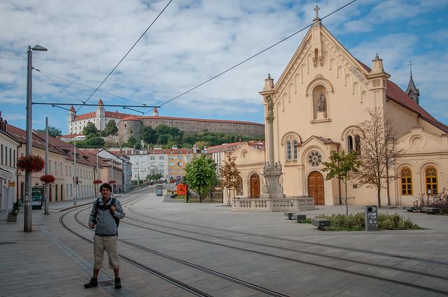 Kostol svätého Štefana (Iglesia de San Esteban)
