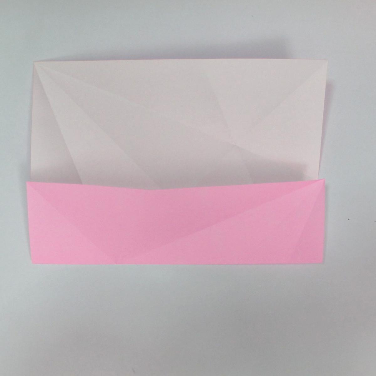 สอนการพับกระดาษเป็นลูกสุนัขชเนาเซอร์ (Origami Schnauzer Puppy) 008