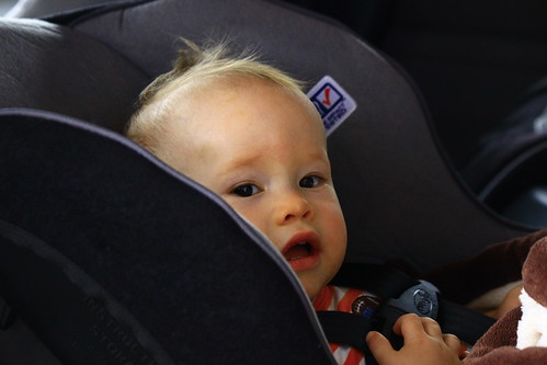 car seat henry
