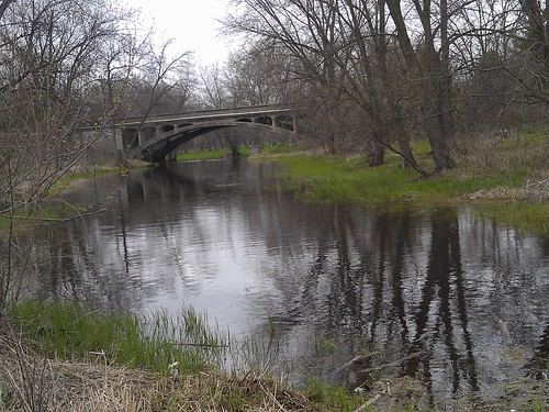 bridge iowa nationalregister butlercounty nationalregisterofhistoricplaces shellrock cherrystreetbridge