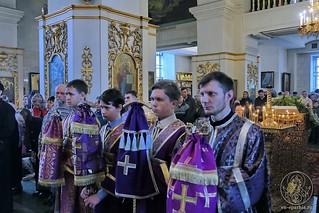 Литургия в Покровском соборе 205