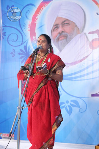 Marathi devotional song by Rekha from Nanded, Maharashtra