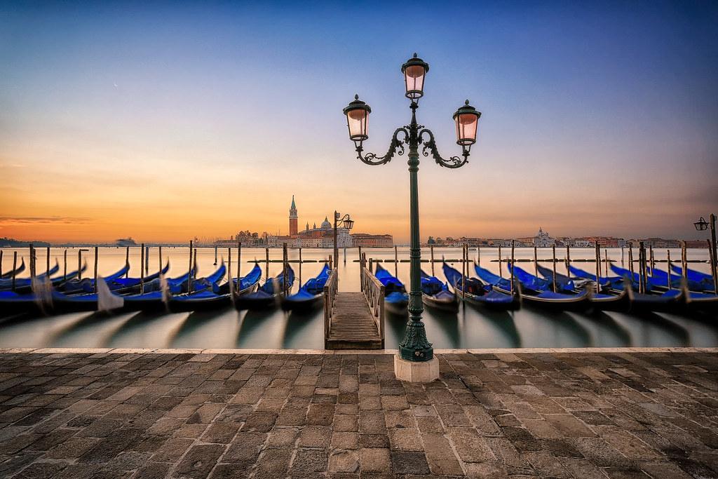 Sunrise In Venice - Reloaded