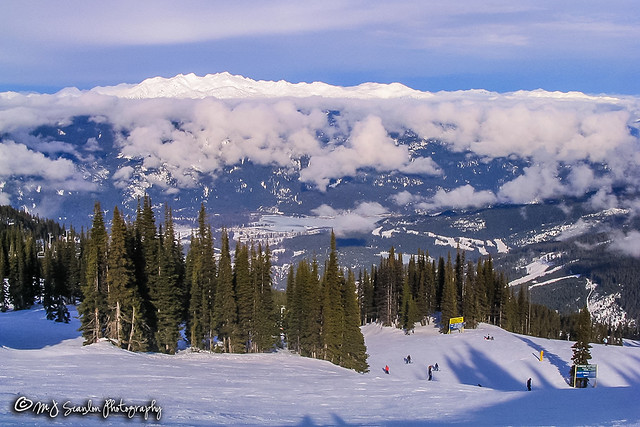 Whistler Blackcomb Ski Resort   British Columbia, Canada