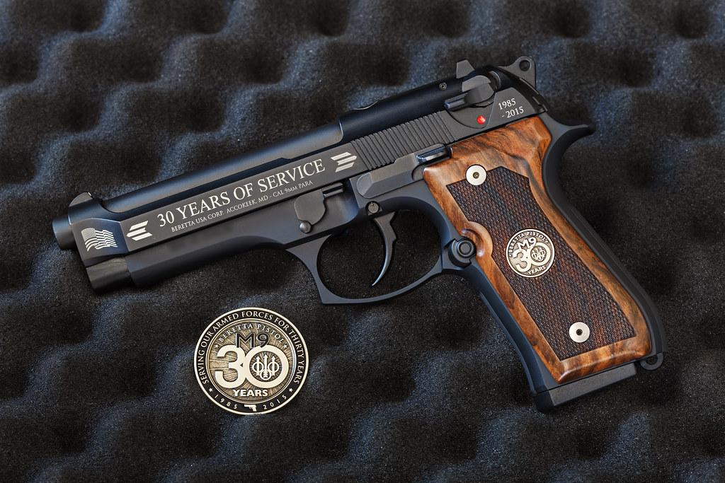Beretta M9 30th Anniversary Limited Edition