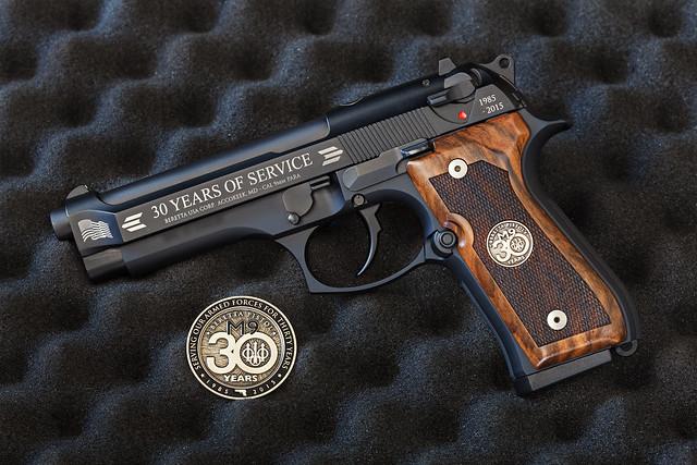 Previous: Beretta M9 30th Anniversary Limited Edition