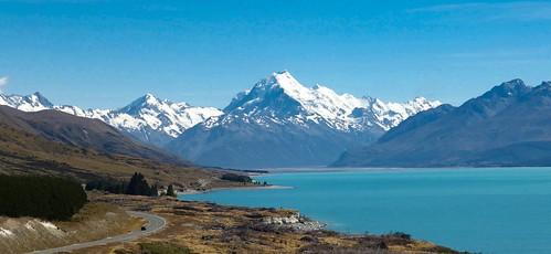 landscape newzealand southisland mountcook olympuscamera xz2